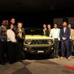 ジムニー ワールドアーバンカーオブザイヤー2019を受賞