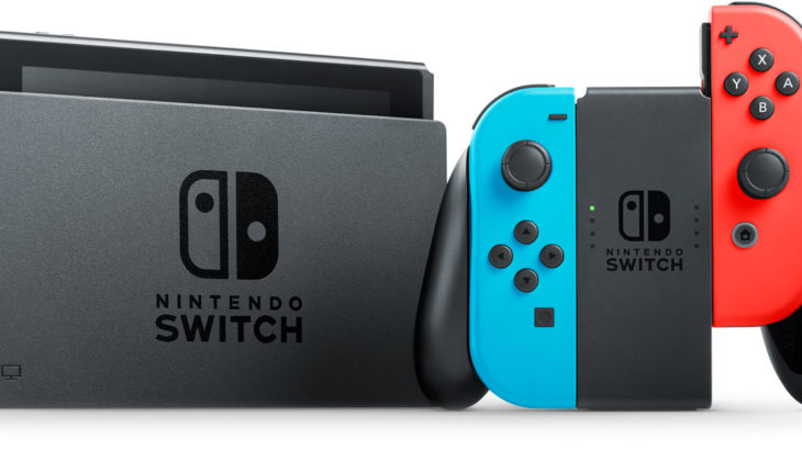 Nintendo Switch 米国感謝祭週間に83万台超を販売