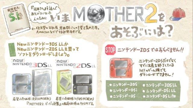 ほぼ日 永田泰太氏「いまMOTHER2を遊ぶには?」公開
