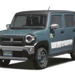 スズキ 東京オートサロン2020 新型ハスラー・ジムニーシエラ・スイフトスポーツコンセプトモデルを出展