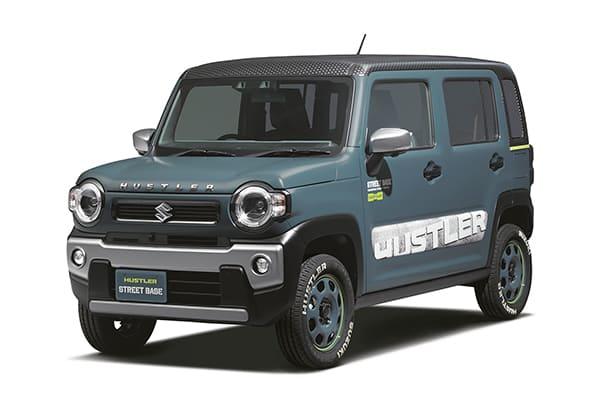 ハスラー ストリートベース (東京オートサロン2020 参考出品車)