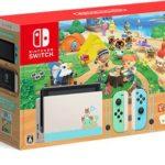 Nintendo Switch あつまれ どうぶつの森セット 発売 3月7日予約開始