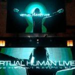 バーチャルヒューマンアーティスト「YELLOCK」世界初ライブ映像を公開
