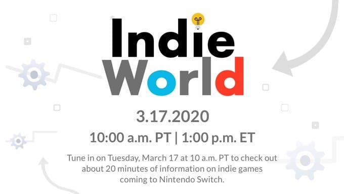 任天堂 Indie World 最新動画公開へ Nintendo Directの公開可能性も高まる