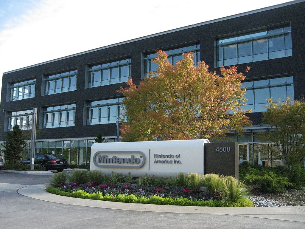 米国任天堂 Nintendo of America (写真:Wikipedia)