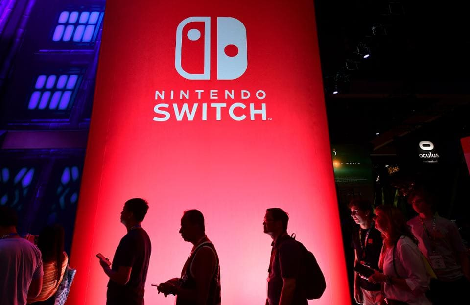 Nintendo Switch (写真: Getty Images)