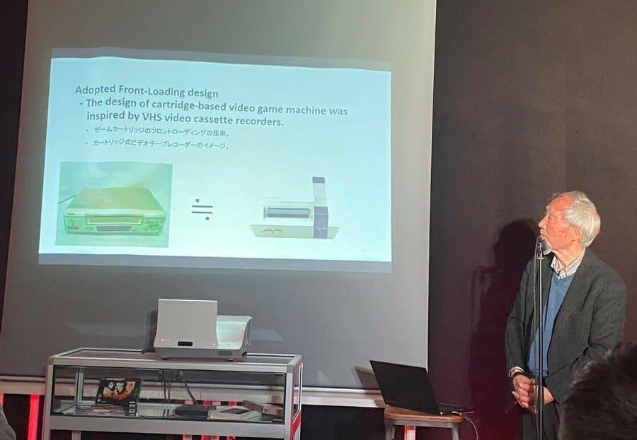 ファミコン開発の上村雅之氏「NES」がファミコンと異なる設計である理由を語る