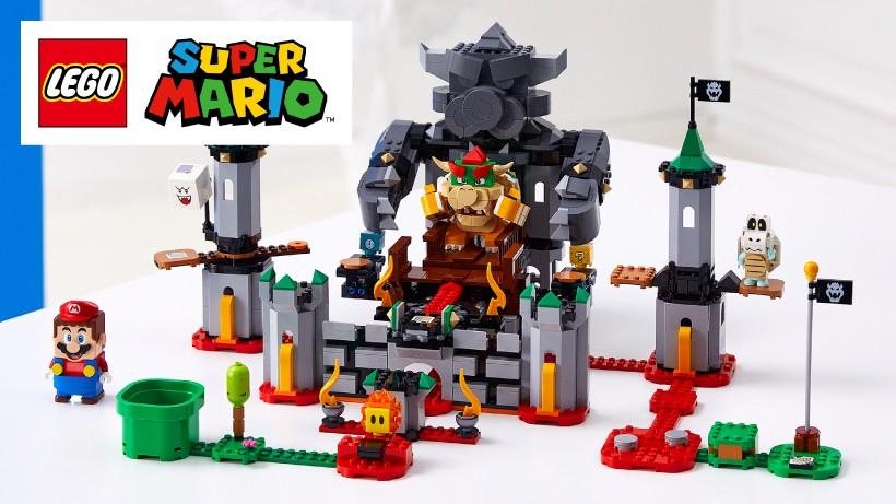 レゴ®スーパーマリオ 8月1日発売決定 4月8日よりスターターセットの予約受付開始