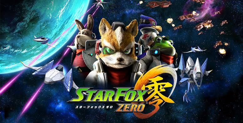 スターフォックス ゼロ (STARFOX ZERO)