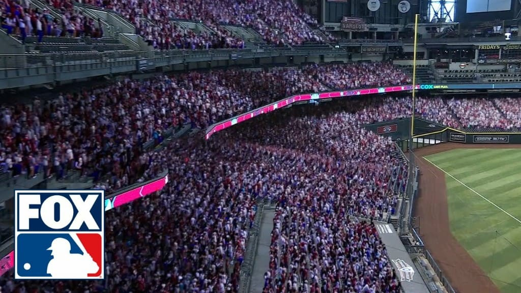 FOXスポーツ メジャーリーグ中継に「バーチャルファン」を採用