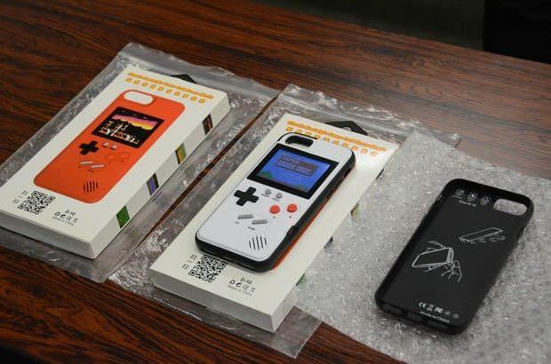 大阪府警 任天堂ゲームの海賊版を内蔵したスマホケース型ゲーム機販売の男を書類送検