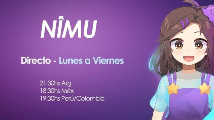 """Argentine VTuber """"Nimu"""" More Likely to be the First Overseas to Enter the Top 50 Subscribers"""