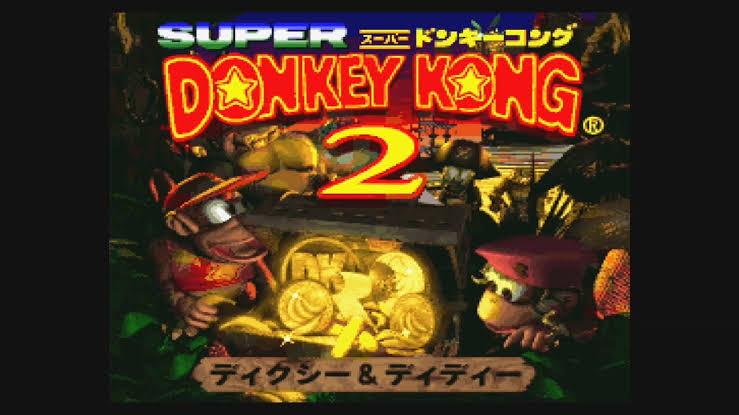 スーパードンキーコング2 (Donkey Kong Country 2)