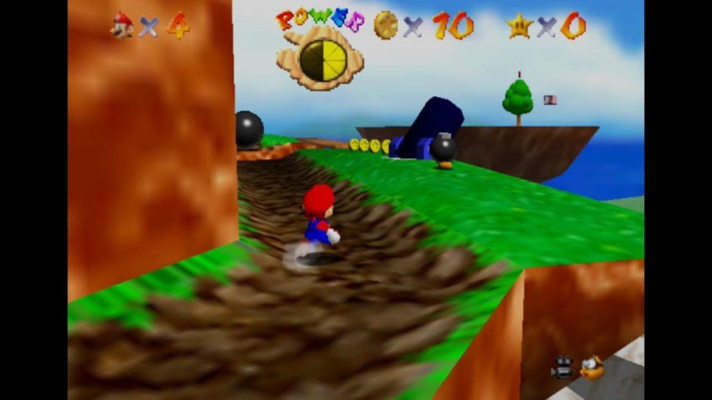 スーパーマリオ64 (Super Mario 64)