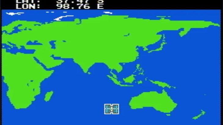 国際宇宙ステーション (ISS) 追跡用ファミコンソフトが制作される