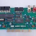 任天堂 故・岩田聡元社長 HAL研時代に設計のFM音源&MIDIインターフェースボードが出品