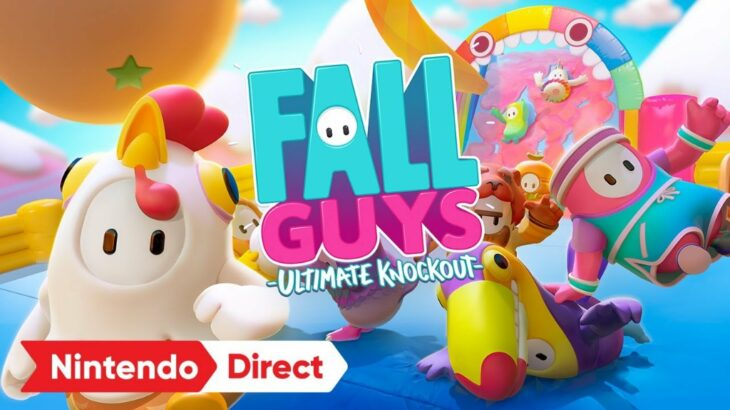 Fall Guys:Ultimate Knockout (Nintendo Direct)
