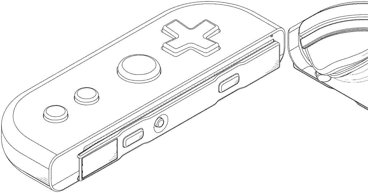 任天堂 Joy-Conの新たな特許を出願 新型Nintendo Switch向けとの見方も