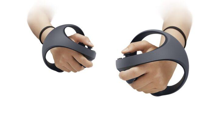 ソニー プレステ5向け次世代VRシステムのコントローラーを公開