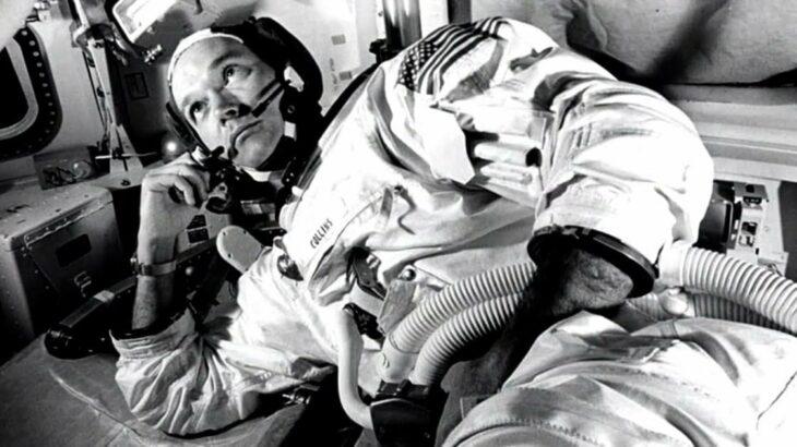 アポロ11号 司令船パイロット マイケル・コリンズ氏 死去 90歳