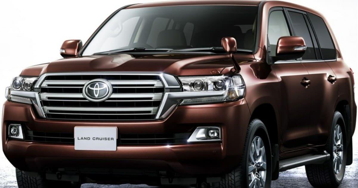 トヨタ 新型ランクルにラダーフレーム構造のTNGA「GA-Fプラットフォーム」を採用