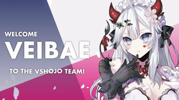 VShojo VTuber「Veibae (ヴェイベ)」の加入を発表