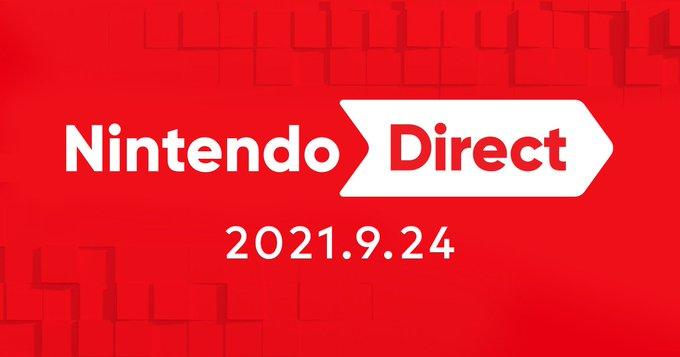 任天堂 Nintendo Direct (ニンテンドーダイレクト) 9月24日7時より放送
